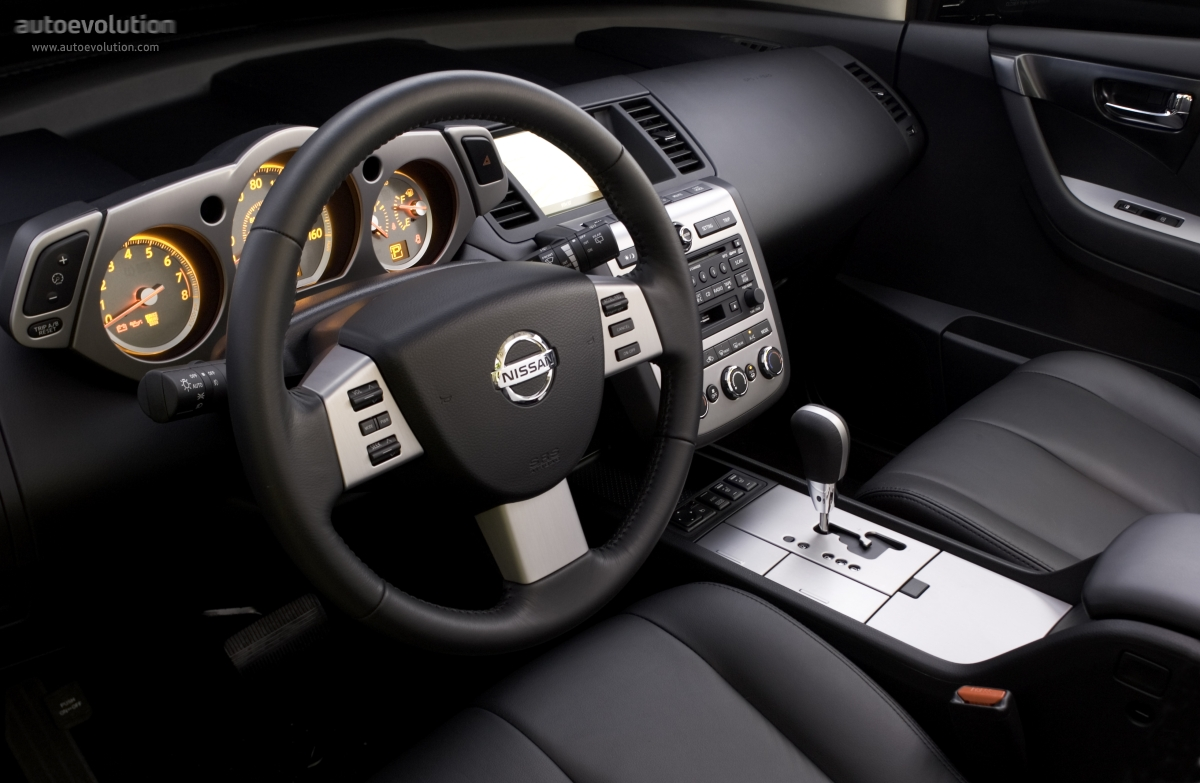 Nissan Murano Specs 2003 2004 2005 2006 2007
