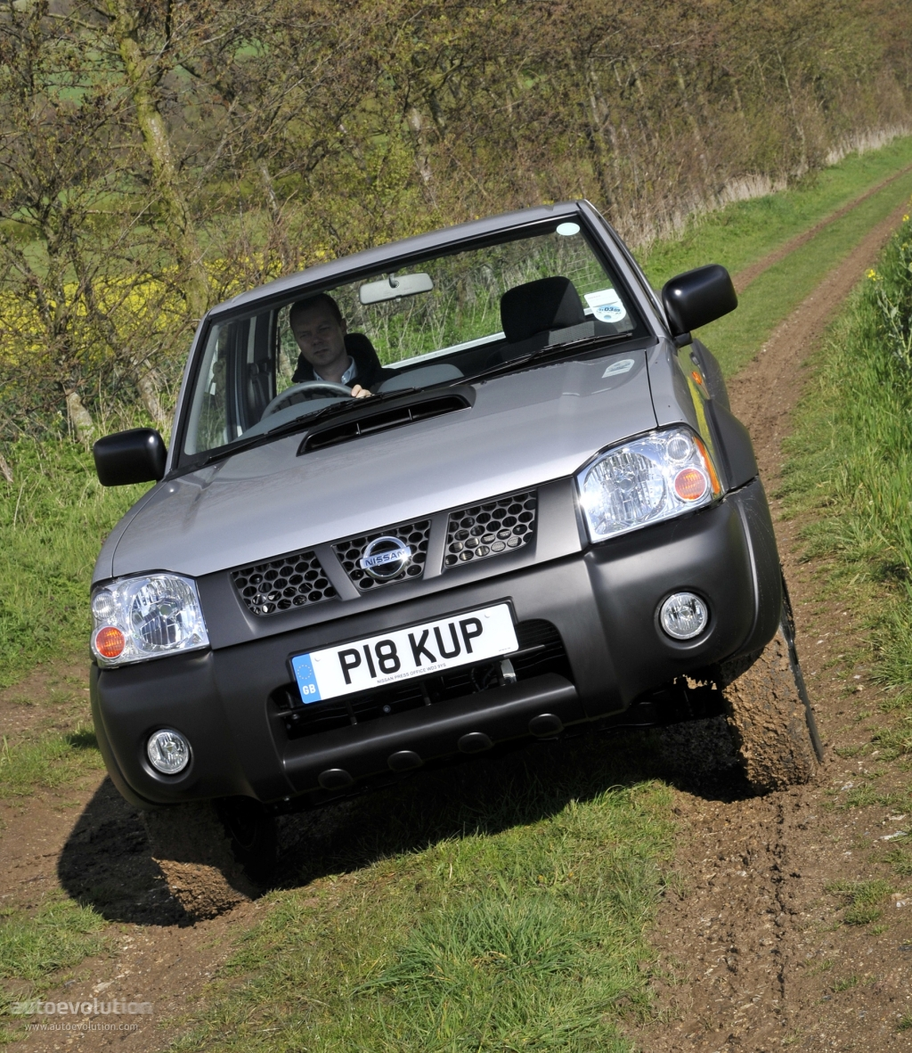 2001 Nissan Frontier King Cab Camshaft: NISSAN NP300 Pickup King Cab Specs & Photos