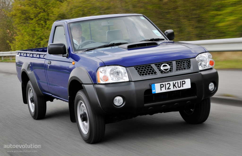 Nissan Np300 Pickup Single Cab Specs Amp Photos 2008 2009