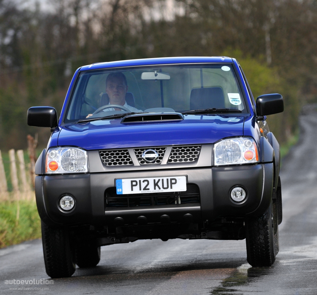 NISSAN NP300 Pickup Single Cab - 2008, 2009, 2010, 2011 ...