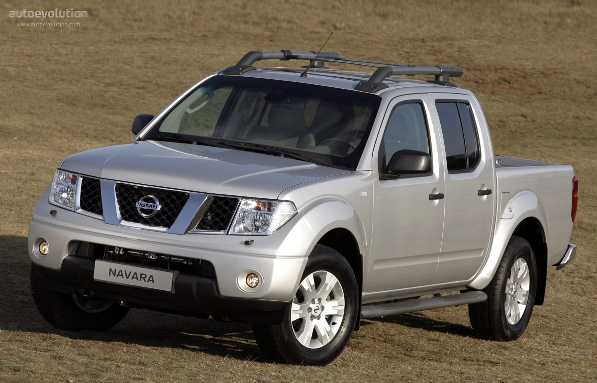 nissan navara frontier double cab specs 2005 2006. Black Bedroom Furniture Sets. Home Design Ideas