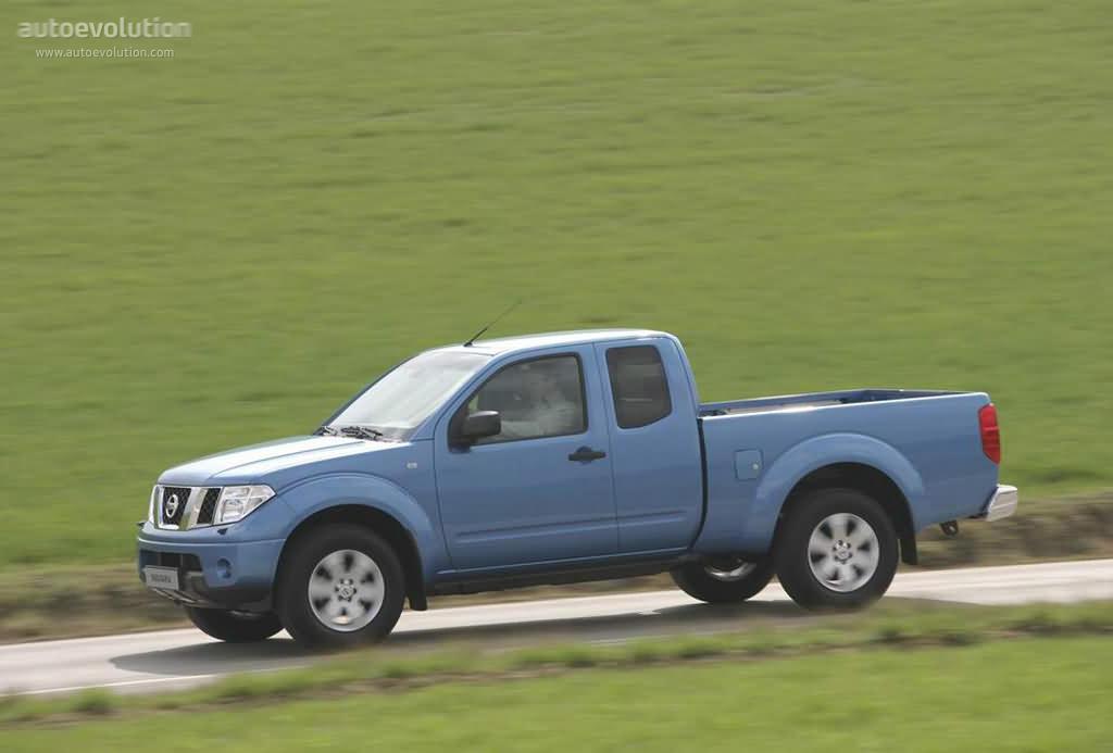 Nissan Navara Frontier King Cab Specs Photos 2005 2006 2007