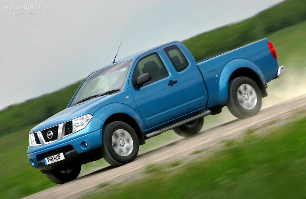 Nissan Navara Frontier King Cab Specs 2005 2006 2007