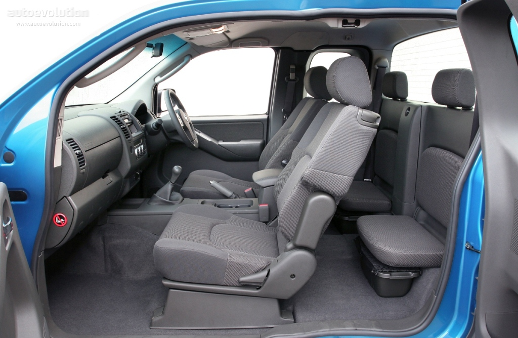 nissan navara frontier king cab specs 2005 2006 2007. Black Bedroom Furniture Sets. Home Design Ideas