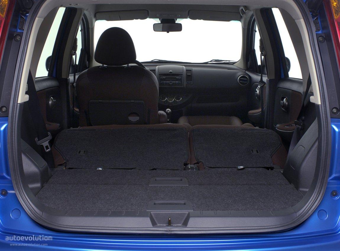 Nissan Note Specs 2005 2006 2007 2008 Autoevolution