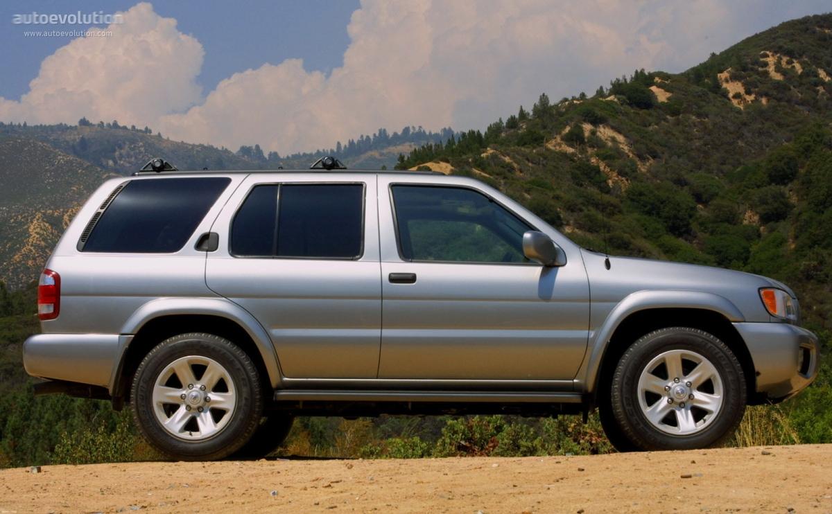 ... NISSAN Pathfinder (2001 - 2005) ...