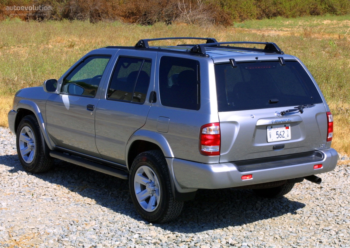 Nissan Pathfinder 2001 2002 2003 2004 2005