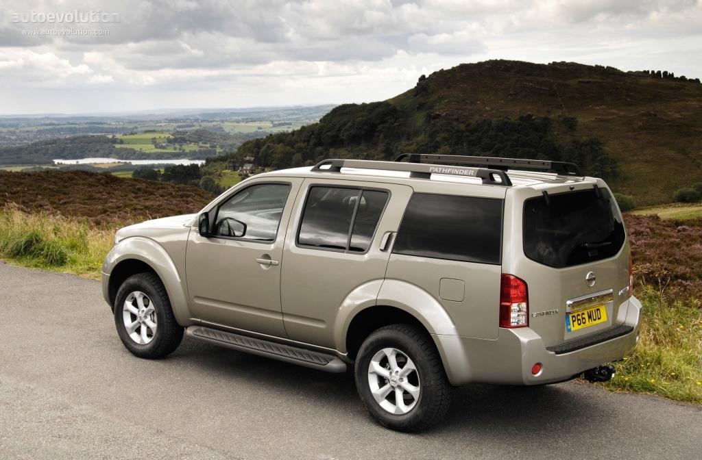 Nissan Pathfinder 2007 2008 2009 2010 2011 2012