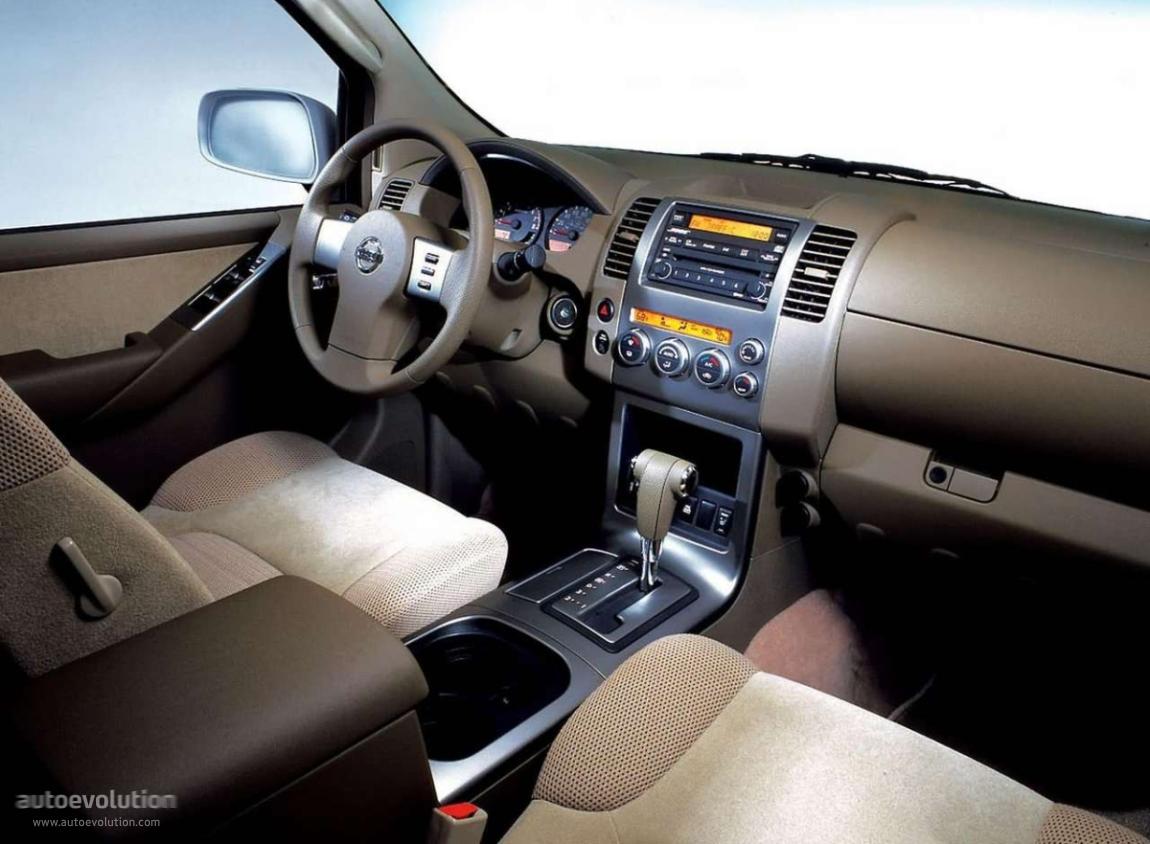 Nissan Pathfinder Specs 2005 2006 2007 Autoevolution