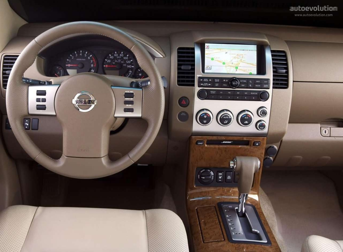 Nissan Pathfinder 2005 2006 2007 Autoevolution