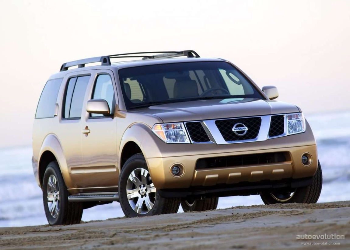 NISSAN Pathfinder specs & photos - 2005, 2006, 2007 ...
