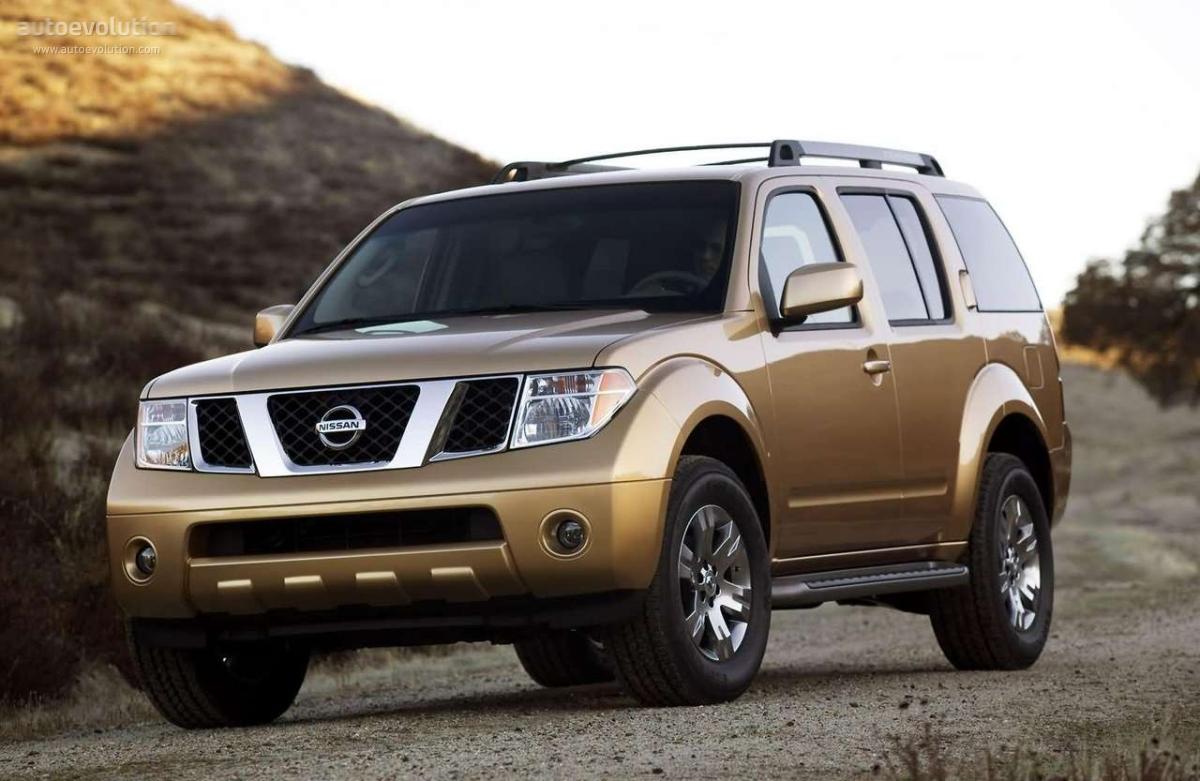 Nissan Pathfinder - 2005  2006  2007