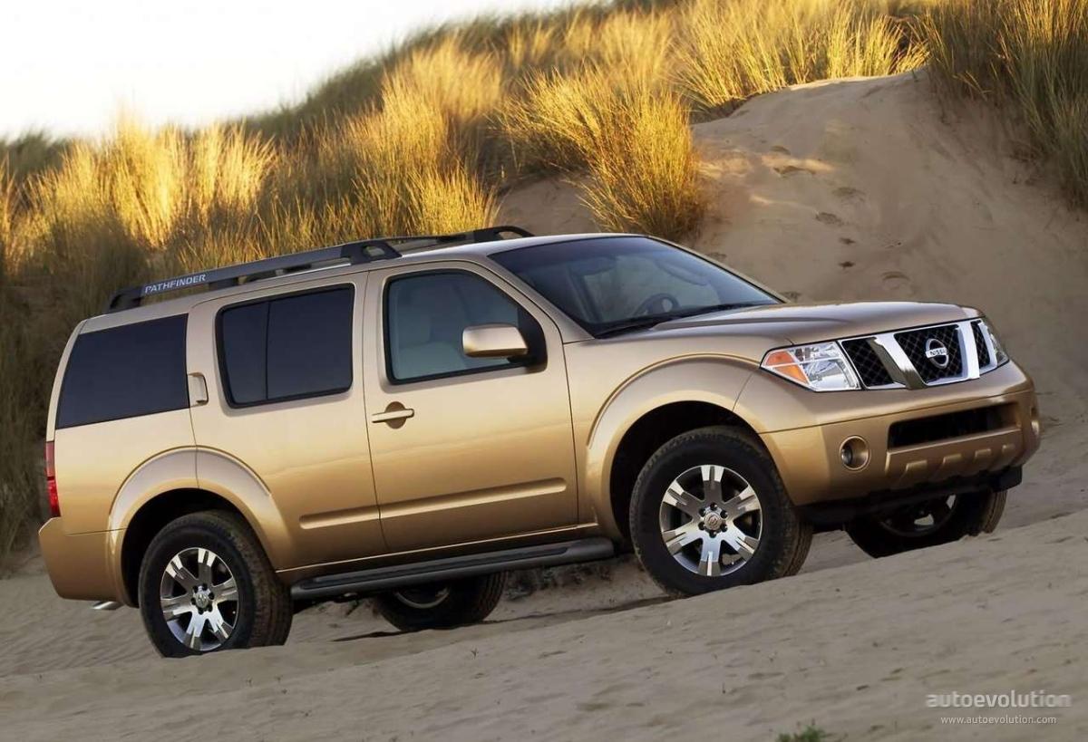 NISSAN Pathfinder - 2005, 2006, 2007 - autoevolution