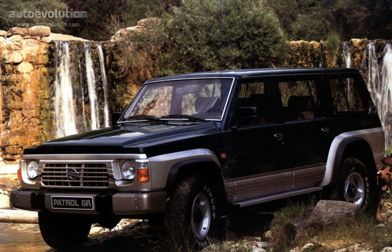 Nissan Patrol Lwb 1988 1989 1990 1991 1992 1993 1994 1995 1996 1997 1998 Autoevolution