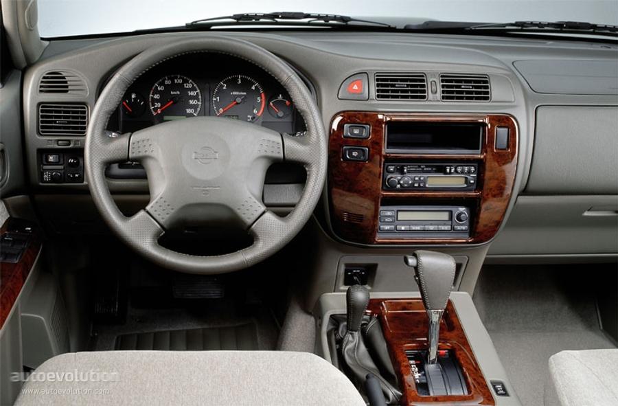 Nissan Patrol Lwb 1998 1999 2000 2001 2002 2003