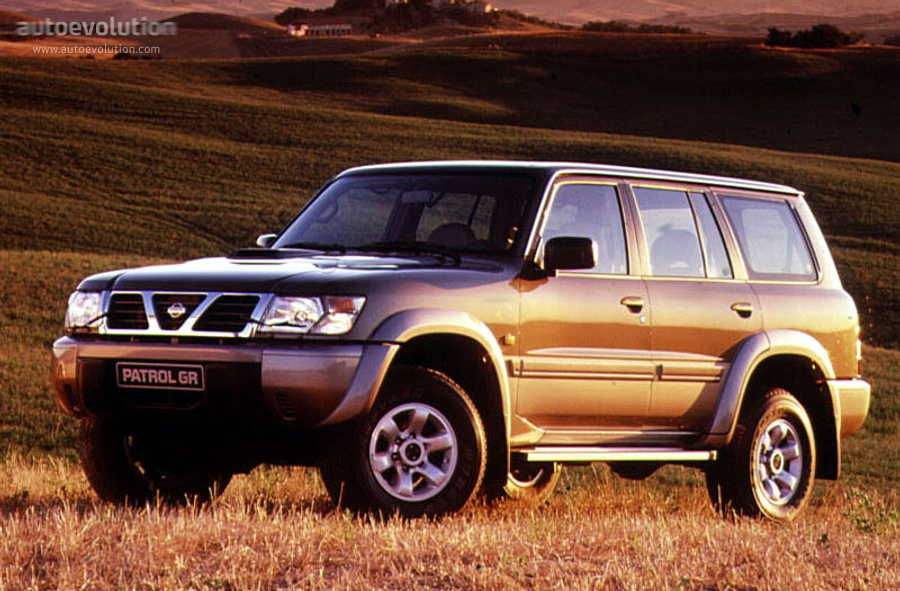 Nissan Patrol Lwb 1998 on 3 cylinder car engines