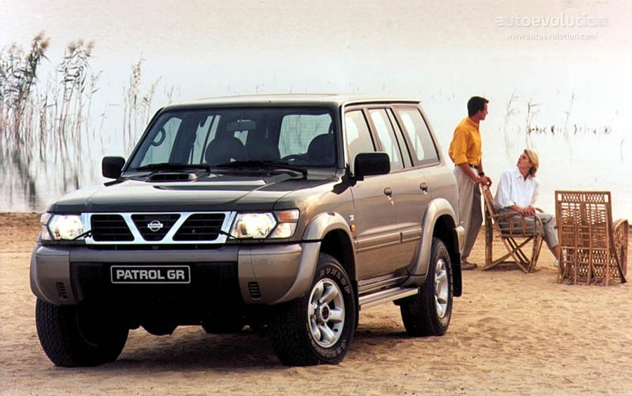 Nissan Patrol Lwb Specs