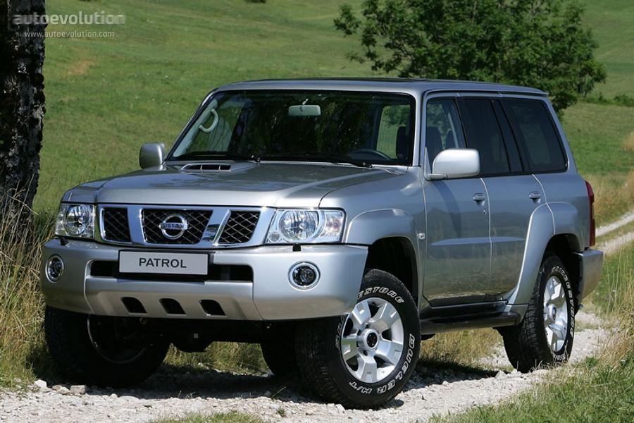 Nissan Patrol Lwb 2004 2005 2006 2007 2008 2009 2010 Autoevolution