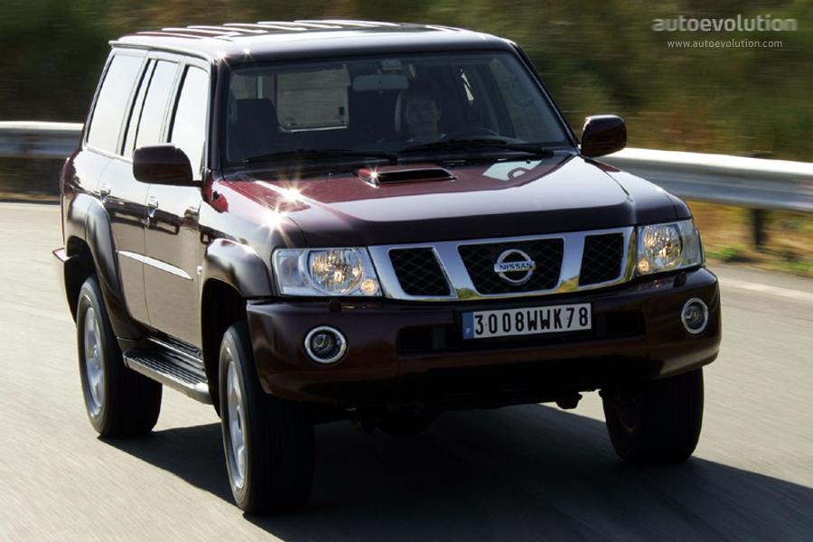 nissan patrol 3.0 tdi 2007