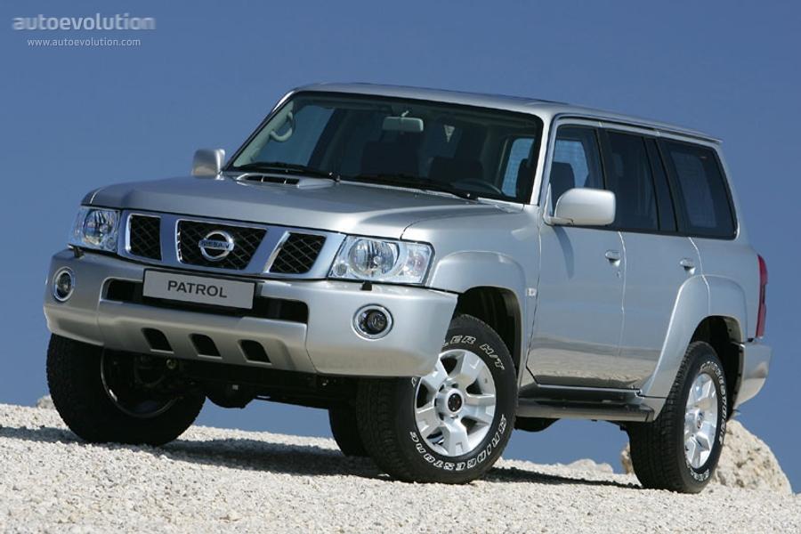 Nissan Patrol Lwb 2004 2005 2006 2007 2008 2009