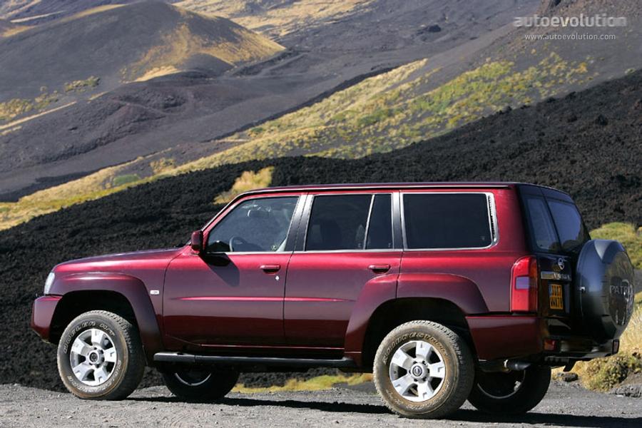 Nissan Patrol Lwb Specs 2004 2005 2006 2007 2008