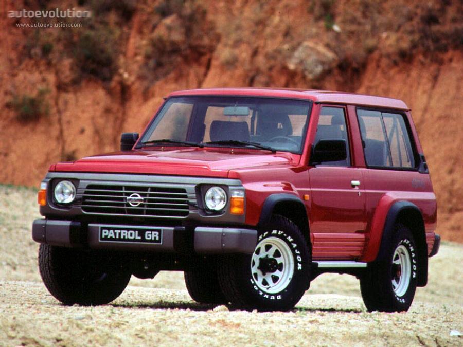 Nissan Patrol Swb 1988 1989 1990 1991 1992 1993 1994 1995 1996 1997 1998 Autoevolution
