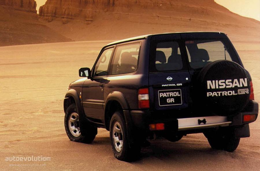 Nissan Patrol Swb 1998 1999 2000 2001 2002 2003