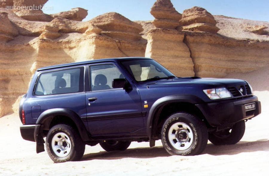 Nissan Patrol Swb Specs 1998 1999 2000 2001 2002