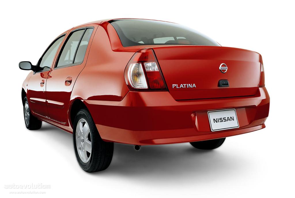 Nissan Platina 2006 2007 2008 2009 2010 2011 2012