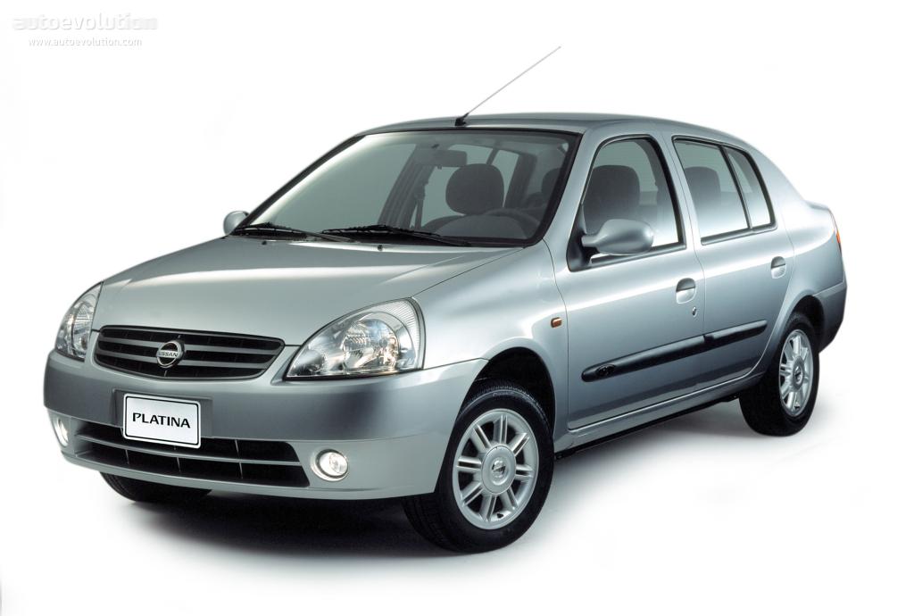 Nissan Platina 2006 2007 2008 2009 2010 2011 2012 2013 2014 2015 2016 2017