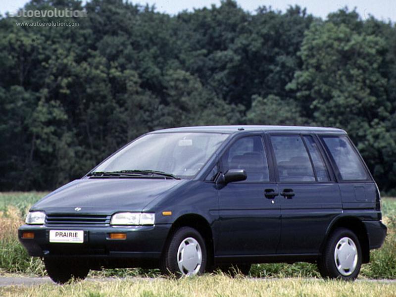 Nissan Prairie 1989 1990 1991 1992 1993 1994 1995