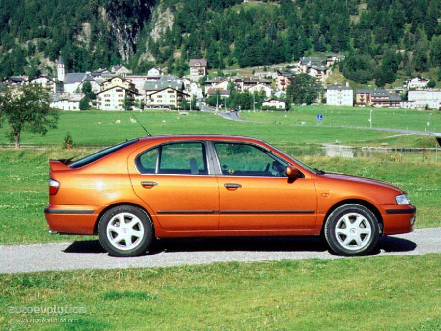 Bmw London Ontario >> NISSAN Primera Hatchback - 1996, 1997, 1998, 1999 ...