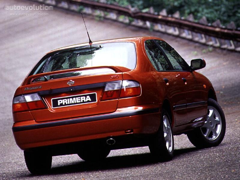 NISSAN Primera Hatchback specs & photos - 1996, 1997, 1998 ...