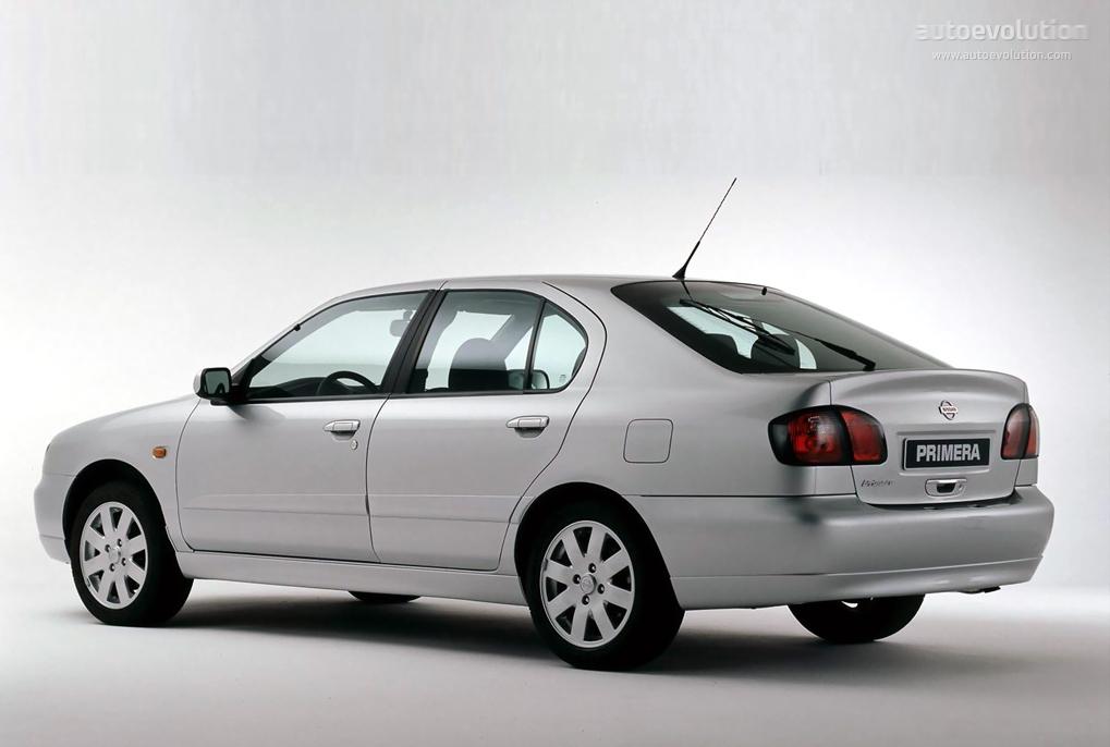nissan primera hatchback 1999 2000 2001 2002 autoevolution. Black Bedroom Furniture Sets. Home Design Ideas