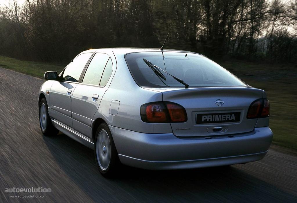 Nissan Primera Hatchback 1999 2000 2001 2002 Autoevolution