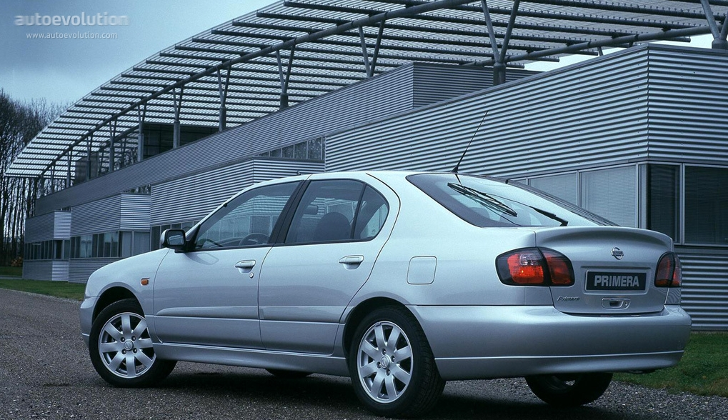 NISSAN Primera Hatchback specs & photos - 1999, 2000, 2001 ...