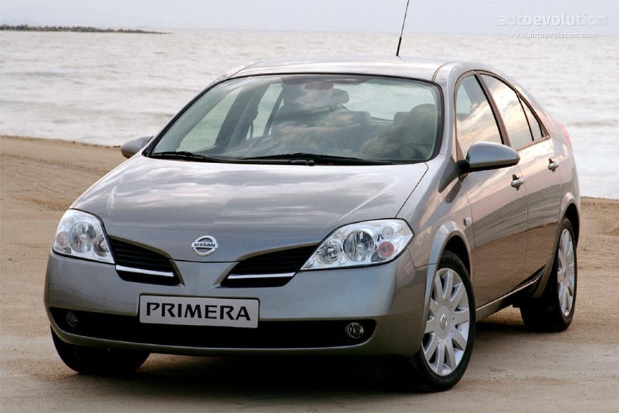 NISSAN Primera Hatchback specs & photos - 2002, 2003, 2004 ...