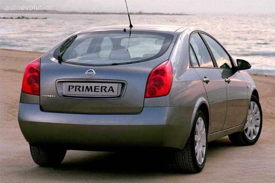 NISSAN Primera Hatchback specs - 2002, 2003, 2004, 2005 ...