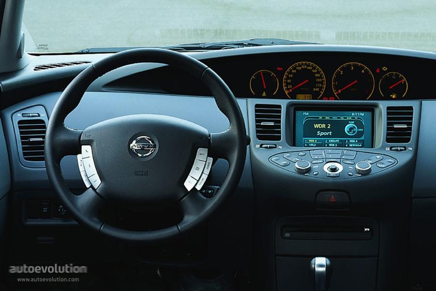 NISSAN Primera Hatchback specs & photos - 2002, 2003, 2004 ...
