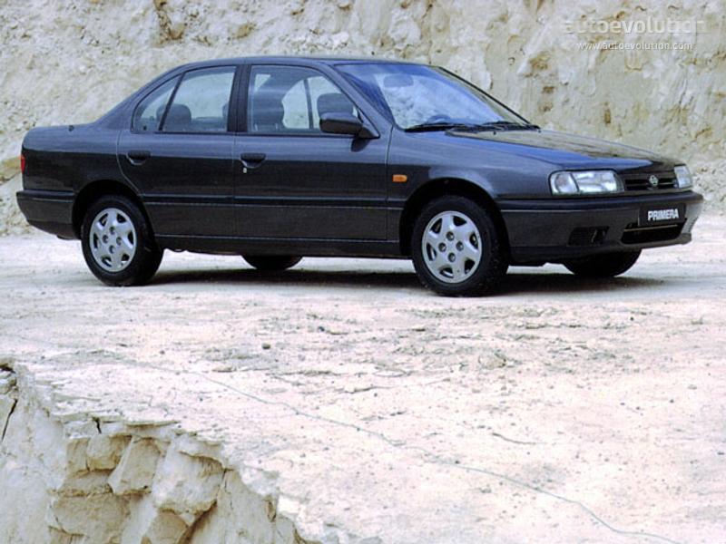 Nissan Primera Sedan Specs 1990 1991 1992 1993