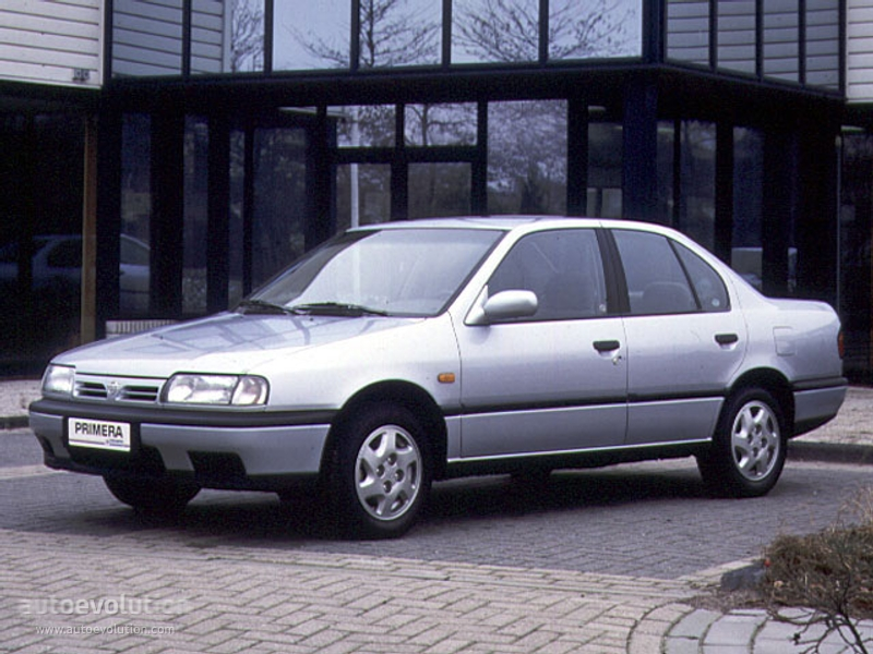 Nissan Primera Sedan Specs Amp Photos 1990 1991 1992