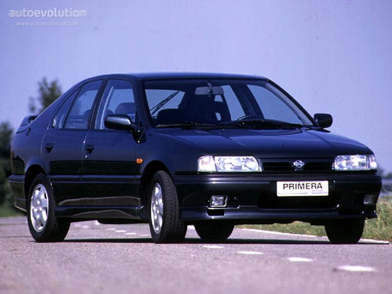 NISSAN Primera Hatchback specs - 1990, 1991, 1992, 1993 - autoevolution