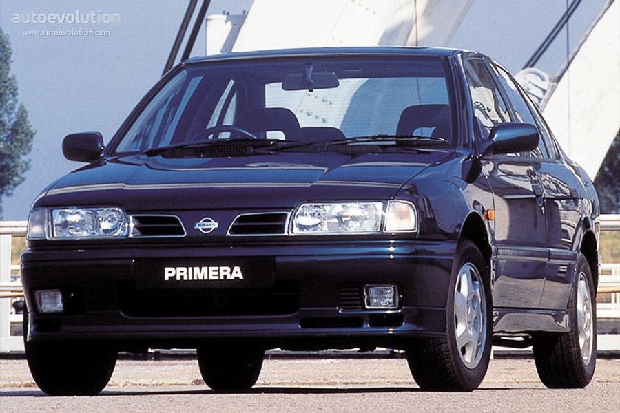 NISSAN Primera Sedan specs & photos - 1994, 1995, 1996 ...