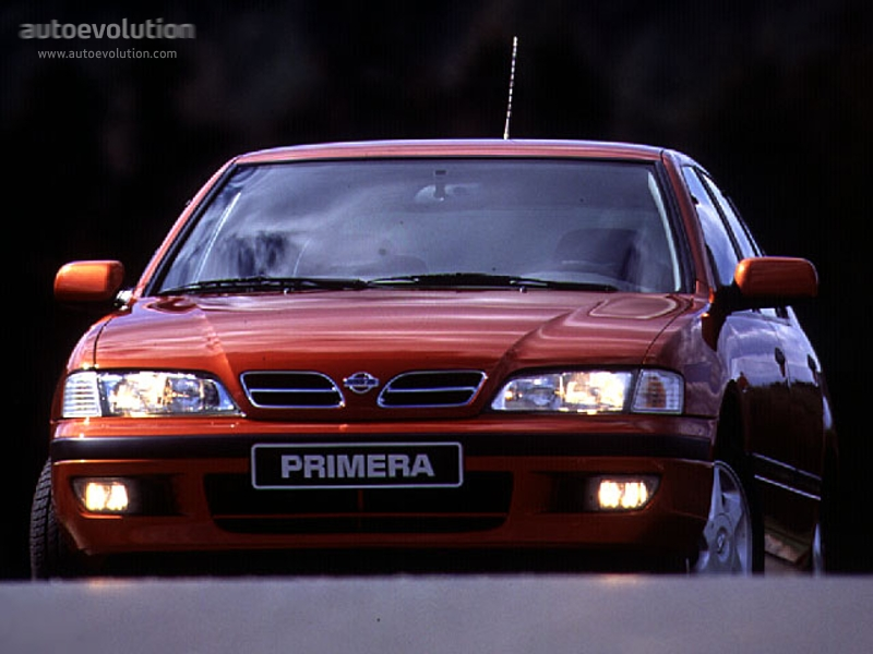 Nissan Primera Sedan Specs 1996 1997 1998 1999