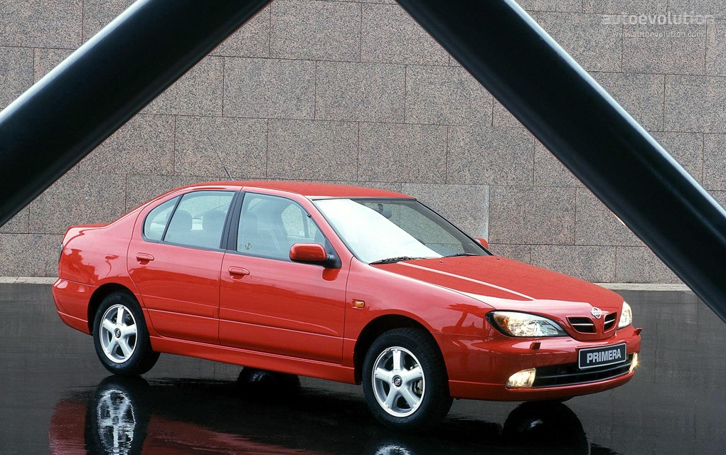 NISSAN Primera Sedan specs & photos - 1999, 2000, 2001 ...