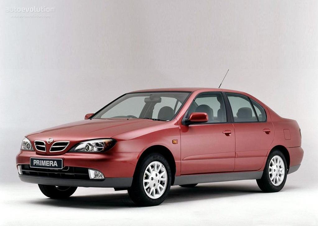 NISSAN Primera Sedan specs & photos - 1999, 2000, 2001 ...