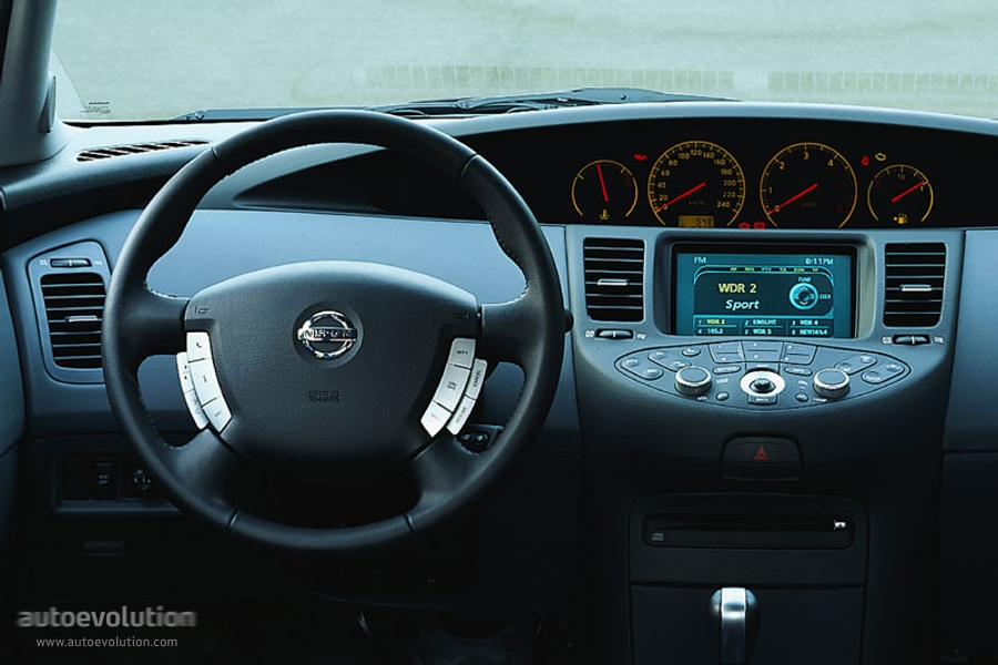 Nissan Primera Sedan Specs Amp Photos 2002 2003 2004