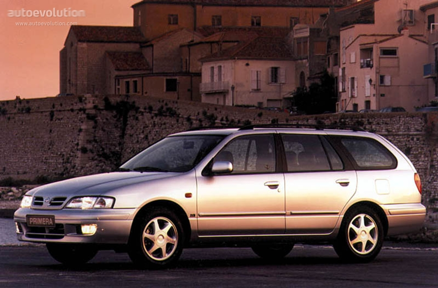 NISSAN Primera Wagon specs - 1998, 1999 - autoevolution