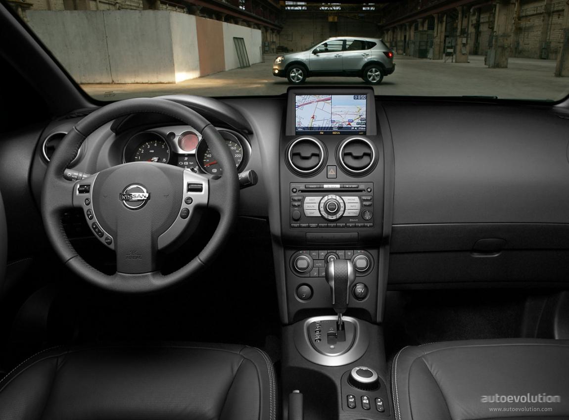 Nissan Qashqai 2007 2008 2009 2010 Autoevolution