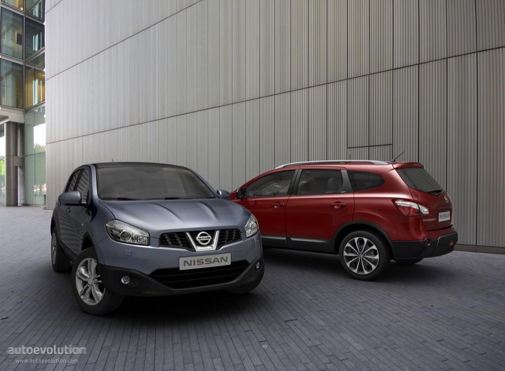 Nissan Qashqai Specs Photos 2010 2011 2012 2013 Autoevolution